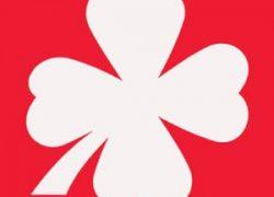 4-klover Logo lille