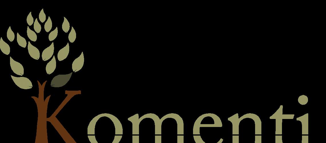 Logo med tagline
